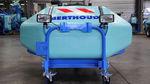 cuve à eau / à pesticide / portée / en polyéthylène