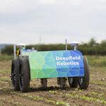 robot agricole de désherbage / autonome / pour l'horticulture