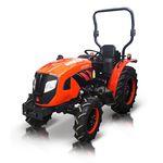 tracteur hydrostatique / compact / large / avec attelage trois points