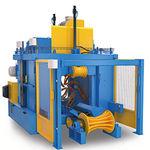 écorceuse à rotor / stationnaire / à pression hydraulique / forestière