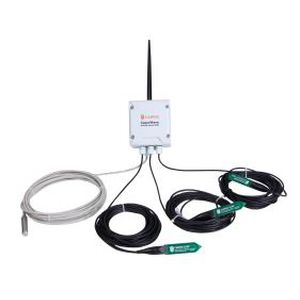 Soil moisture sensor / temperature / wireless - CaipoWave - Caipos GmbH