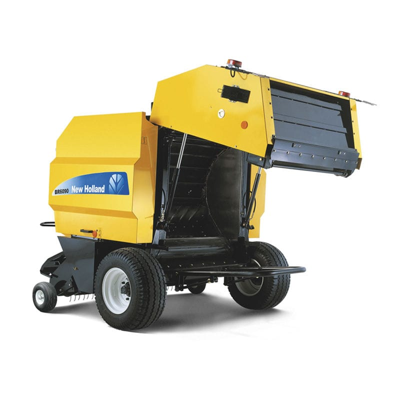 Round baler / fixed chamber - BR6000 Series - NEW HOLLAND