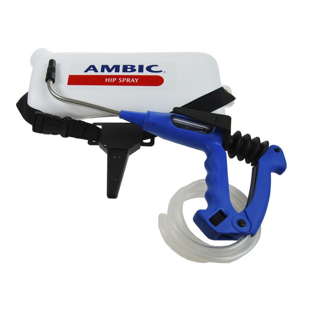 Teat sprayer - HipSpray - Ambic Equipment Ltd