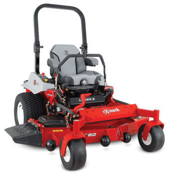 Zero-turn lawn mower / electric / self-propelled - Exmark