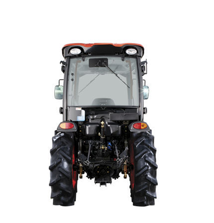 Narrow tractor / hydrostatic / with cab - CK3510SE HC