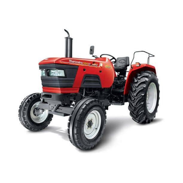 Synchromesh mechanical shift tractor - 555 Power Plus - Mahindra