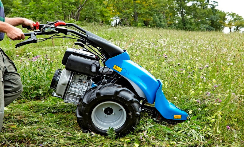 Sickle bar mower / walk-behind - 630 WS Max - BCS - Videos