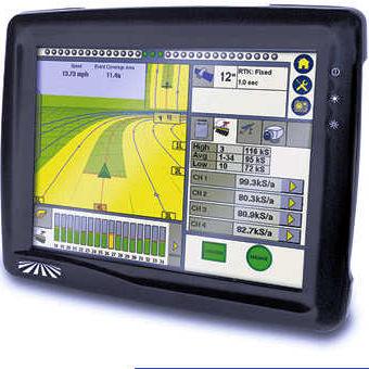 Automated steering system / RTK / DGPS / GLONASS - Trimble