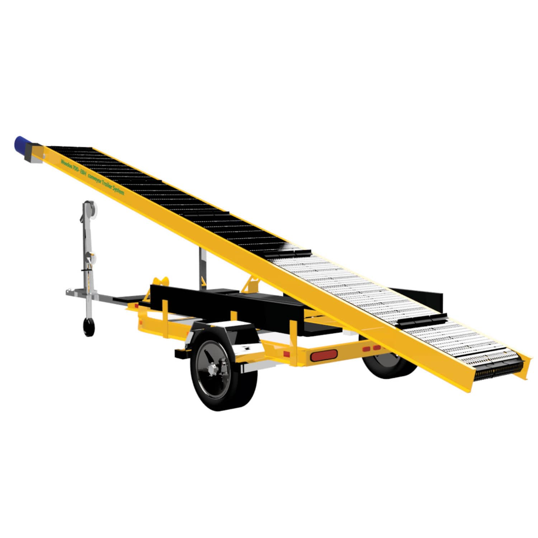 Harvesting conveyor / belt / battery-powered - 427-EBH,646-EBH,700