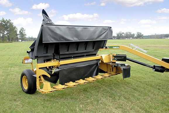 Disc mower / trailed / PTO-driven - TM850 - Vermeer - Videos