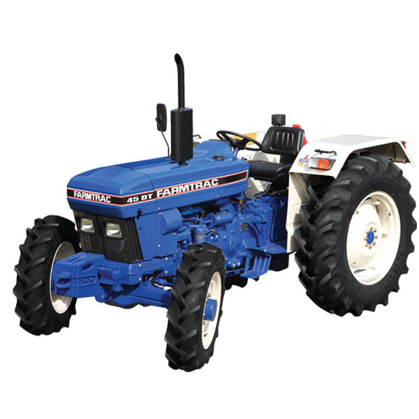 Low-profile tractor / 3-point hitch / front PTO - Farmtrac 45