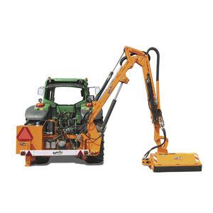 mounted reach mower