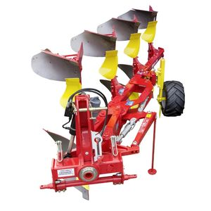 mounted plow