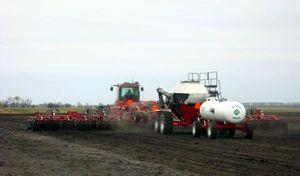 air seed drill