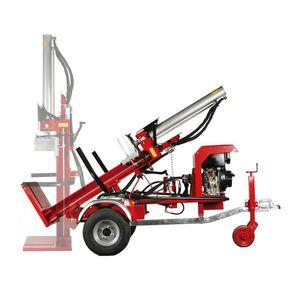 gasoline engine wood splitter