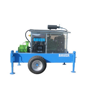 irrigation pump / horizontal / mobile