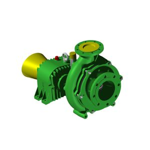 slurry pump / with chopper / PTO-driven / impeller