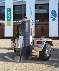 trailed soil sampler / automatic / hydraulically-operated