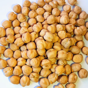 early chick pea seeds