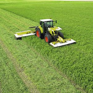 Front-mount mower - All the agricultural manufacturers - Videos