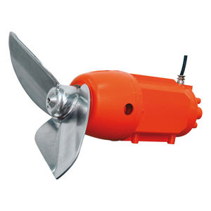 submersible slurry mixer