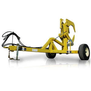 Hydraulic backhoe - All the agricultural manufacturers - Videos