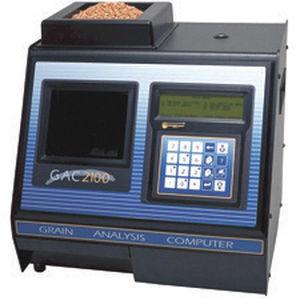grain analyzer / moisture / temperature / weight