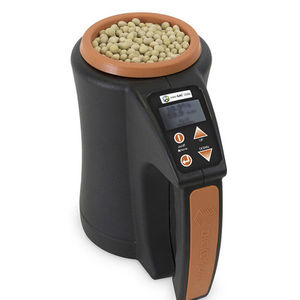 grain analyzer / moisture / portable / wireless