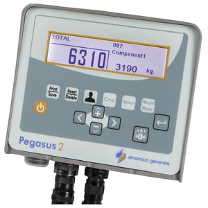 digital weighing systems / on-board