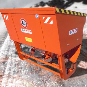 electric salt spreader
