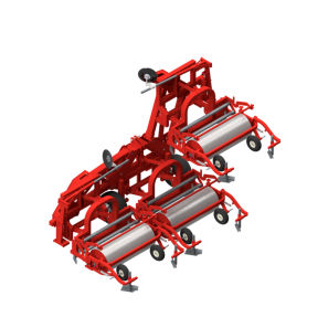 Automatic plastic mulch unroller, Automatic plastic mulch layer - All the  agricultural manufacturers - Videos