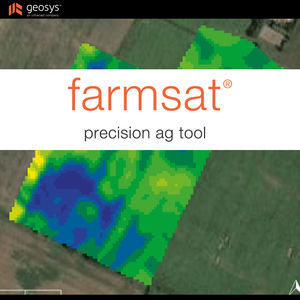 precision agriculture software / management / analysis / mapping