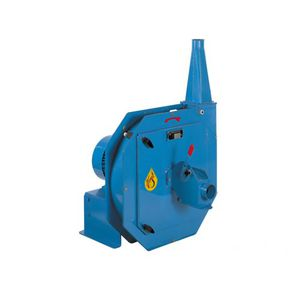 grain mill / suction blower