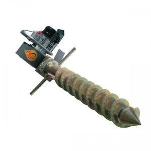 vacuum ventilation column / blowing / cereal