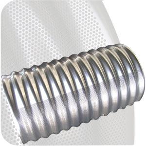 silo ventilation duct / farm building / tubular / metal