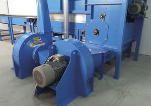 straw grinding mill / stationary