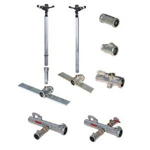 hose / rigid / irrigation / polyethylene