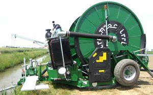 irrigation pump / mobile / turbine / gear