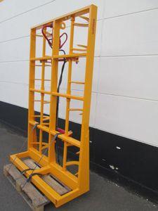 rectangular bale loader