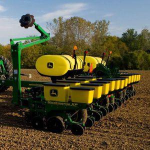 hopper precision seed drill