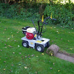 walk-behind turf cutter