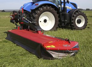disc mower / mounted
