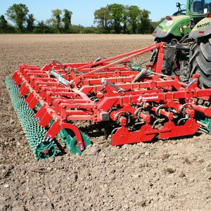 mounted field cultivator