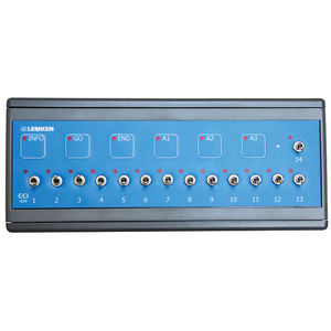crop input electronic control unit / programmable