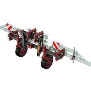 rear-view camera / surveillance / for tractors