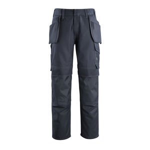 work pants / cotton / polyester
