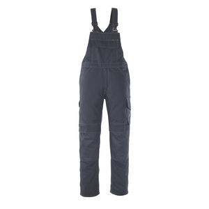 work overalls / cotton / polyester