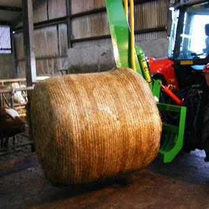round bale cutter