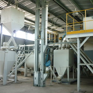 feed mill with hammer mill
