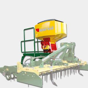 hopper seed drill